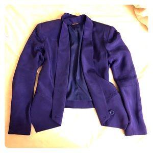 Rebecca Minkoff Becky silk blazer
